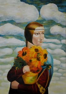 Aut. Agnė Laurinavičiūtė. Drobė, akrilas
